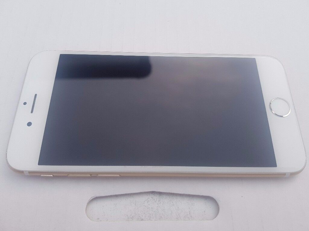 Apple iPhone 6 16GB Gold Factory Unlocked to any Network in Reasonable Condition