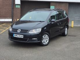 Volkswagen, SHARAN, MPV, 2013, Manual, 1968 (cc), 5 doors