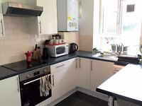 Large Rooms with TV & Sky, Close to Tube & Shops