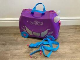 Children's trunki suitcase