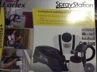 Earlex 3901 spray station brand new boxed