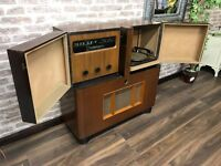Circa 1970s Stereogram / Radio