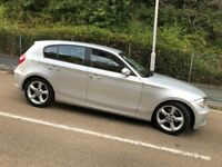 2007 BMW 118D SE 143 BHP 6 SPEED EX CONDITION NEW MOT.