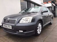 Toyota Avensis 2.0 D-4D T3-S 5dr ONLY 81729 GENUINE MILES