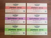 2 Goodwood Revival Weekend Tickets