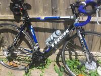 Trek 1.1 racer road bike