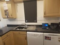 Kitchen plus fridge, dishwasher, oven and hob - Must be viewed. Available next week.