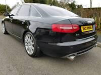 Facelift model Audi A6 Automatic