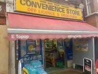 Offlicence shop for sale in kilburn