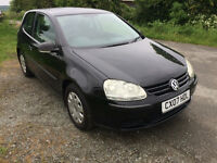 VW Golf 2007 1.4 Petrol