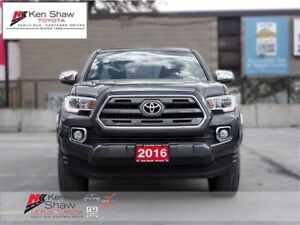 2016 Toyota Tacoma Limited package