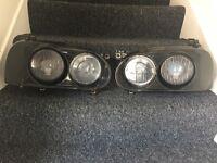 Vw Golf MK3 Vr6 Genuine HELLA Headlights Made in Germany