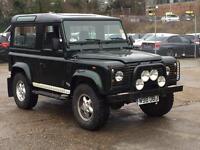 Land Rover defender 90 county TD5