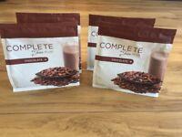 Chocolate flavoured shake