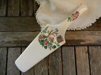 Aynsley Pembroke Fine Bone China Rectangular Dish/Earrings/Pen/Desk/Mint/Olives Tray.