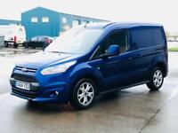 FORD TRANSIT CONNECT 'LIMITED' (2015 - FACELIFT MODEL) '1.6 TDCI - 115 PS - 6 SPEED' *A/C* (1 OWNER)