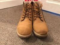 Men's Fila Boots