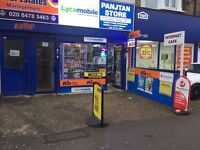 BUSY SHOP TO SALE IN ILFORD / SHOP COMES WITH EVERYTHING / READY FOR NEW OWNER