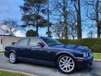 Jun 2007 Jaguar XJ Series XJ 2.7 TDVi Sovereign 4dr Auto FSH, LOVELY EXAMPLE, GREAT SPEC, BARGAIN!