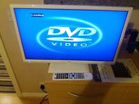 Logik 24 Tv Dvd combo HD LED