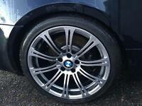 "BMW M3 genuine alloys 19"""