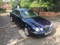 2006 JAGUAR S-TYPE SE 2.7 DIESEL SALOON AUTOMATIC MOT 5/18 FULL SERVICE HISTORY AMAZING CAR !!!