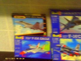 Model aircraft bundle