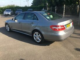 Mercedes E class Full service history 2 owners glass roof