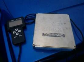 Skyline r33/r32 GTR apexi powerfc and commander