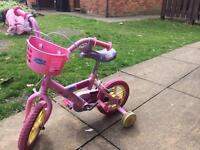 Peppa pig bicycle