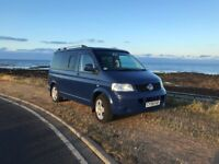 VW T5 Campervan, professionally converted in 2013 with a full VW service history