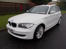 BMW 116 20 lt 3DR M SPORT ALLOYS FULL SERVICE HISTORY £ 30 year tax open 7 days by appointment