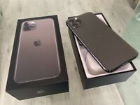 Space Grey Apple Iphone 11 Pro 512GB Factory Unlocked To All Networks + Warranty