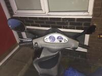 Piaggio Fly 50cc moped