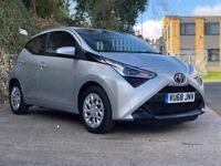 Toyota, AYGO, Hatchback, 2018, Manual, 998 (cc), 5 doors