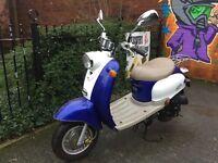 Necht qt11 2014 50 cc cheap bike work