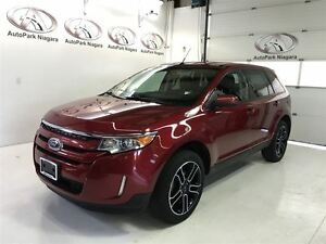 2013 Ford Edge SEL / SPORT PKG / LEATHER / AWD