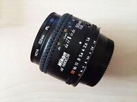 AF NIKKOR 50mm 1:1.8