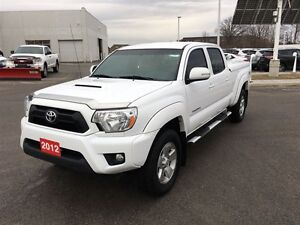2012 Toyota Tacoma DVD, BRAND NEW TIRES, FULLY CERTIFIED TRD SPO