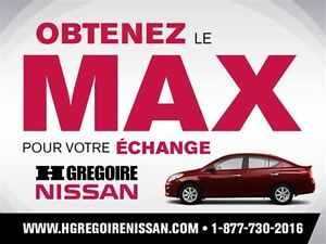 2015 Nissan Versa Note ** SPÉCIAL DÉMONSTRATEUR **