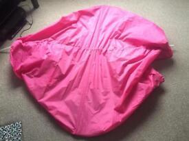 IKEA Kura Bunk Bed Pink Cover