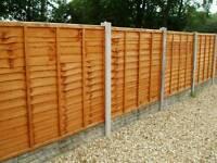 2 6FT Fence panels