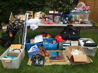 COMPLETE CAR BOOT JOBLOT