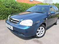 2009 CHEVROLET LACETTI AUTO *57,000* ESTATE AUTOMATIC 1.8 SX NOT FORD FOCUS MONDEO VAUXHALL ASTRA
