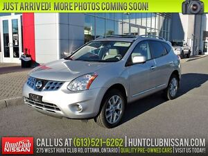 2013 Nissan Rogue SL | Navi, Sunroof, Htd Leather Seats