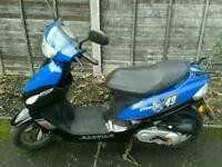 Baotian scooter 80cc