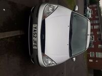 Ford Focus LX 1.6 Silver 2003