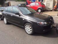 nissan almera 15 long mot november 2017