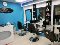 Hairdresser chair for rent and nail bar chair is for rent