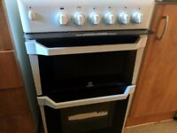 Indesit IT50C(W)S Gas Oven/Grill/Hob